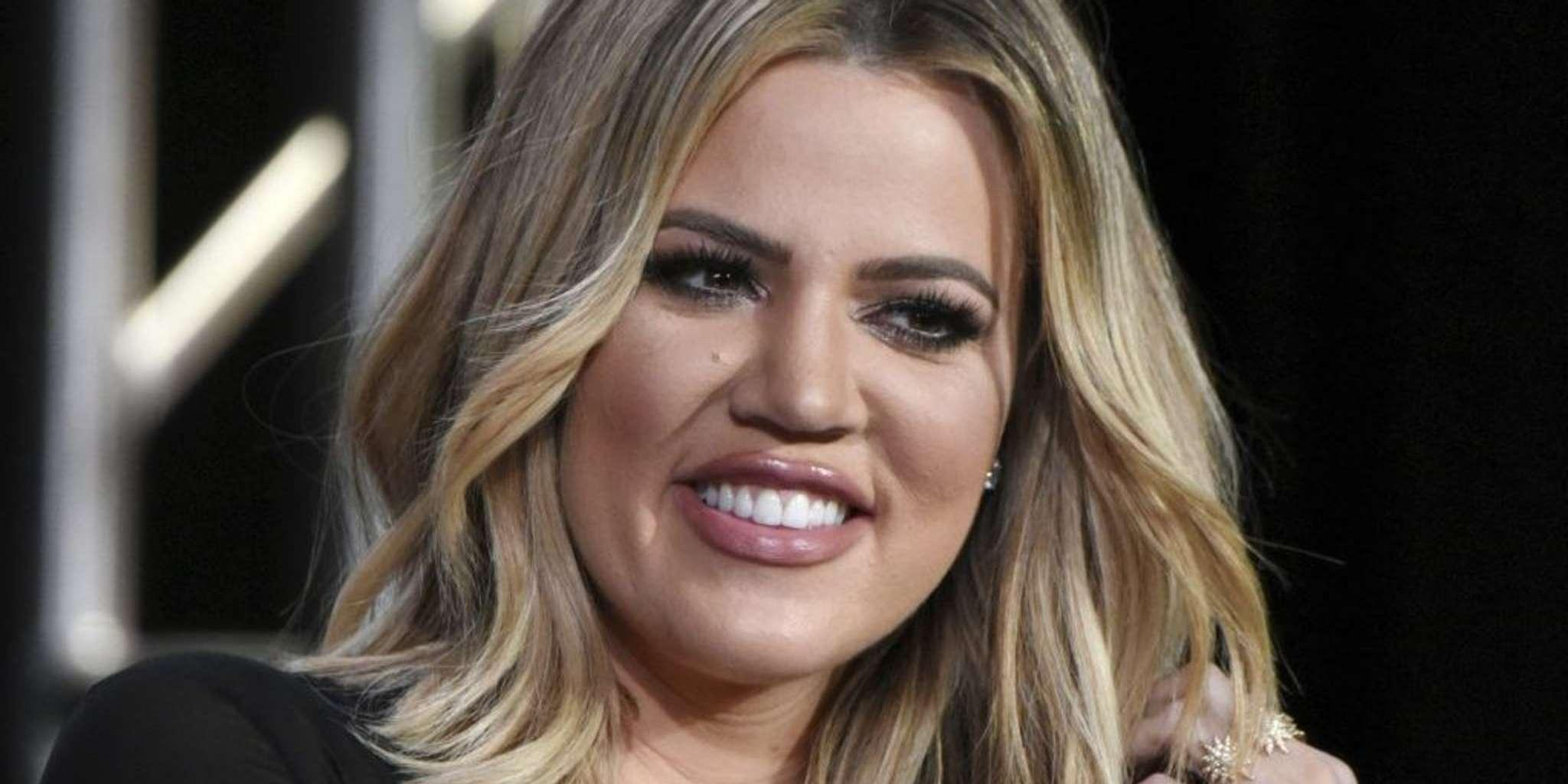 KUWK: Khloe Kardashian Shows Off Huge Pout And Fans Plead With Her To 'Stop The Injections'