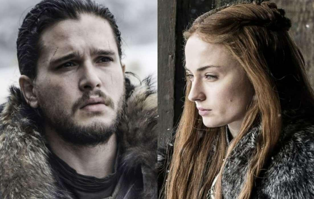 Sophie Turner Claims She Doesn't Care That Kit Harington Made More Money Than Her On GOT