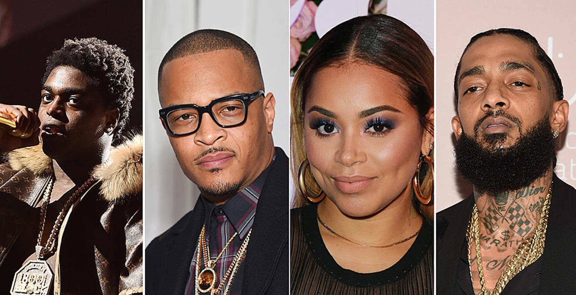 T.I. Comes Clean About Lauren London After The Kodak Black Feud --  Viral Video Explains Why Tiny Harris' Husband Defended Nipsey Hussle's Girlfriend