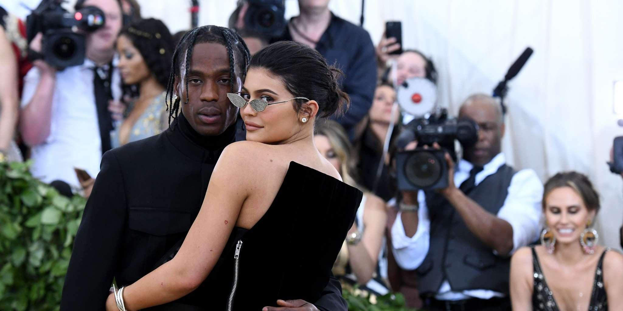 KUWK: Kylie Jenner Asks Travis Scott To Have Another Baby In Birthday Tribute
