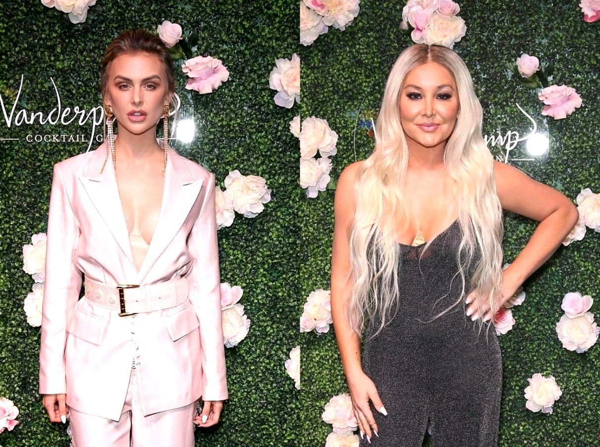 Lala Kent Shockingly Defends Billie Lee Amid Reports That She Got Physical At 'Vanderpump Rules' Reunion