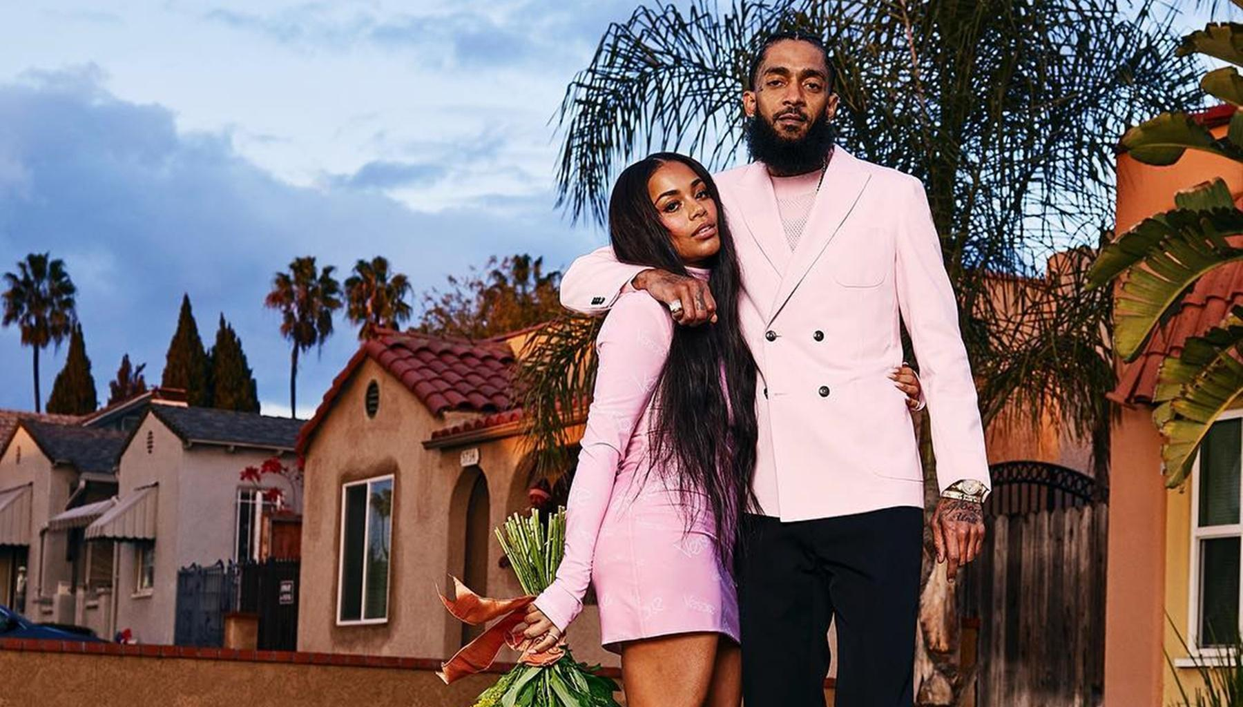 After Nipsey Hussle's Murder Suspect Arrest And The Female Driver's Chat With The Police , Lauren London Breaks Her Silence