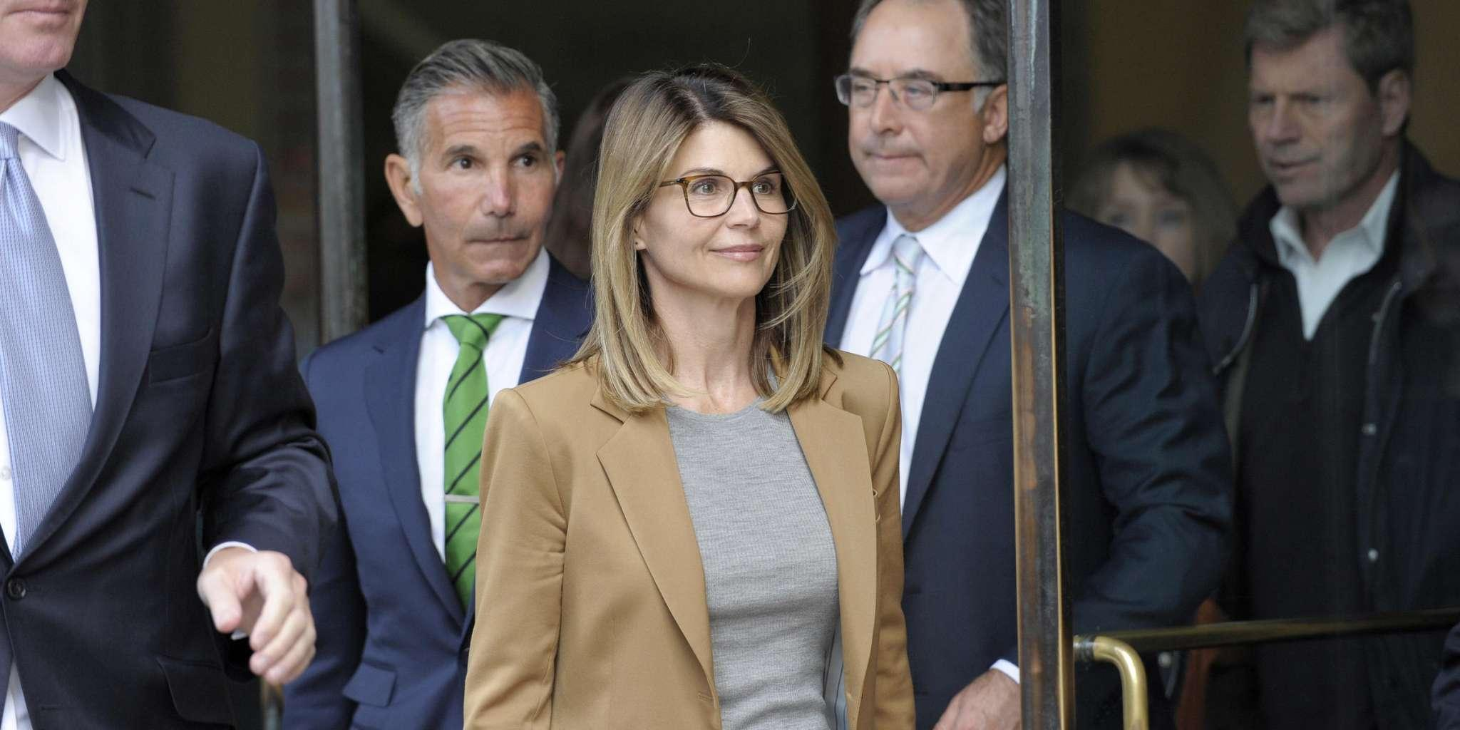 Lori Loughlin Doesn't Think She Did Anything That Bad - Will Never Stop Fighting The Charges!