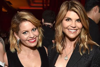 Lori Loughlin's Fuller House Co-Stars, Including Candace Cameron Bure, Are Standing By Her After College Admissions Scandal