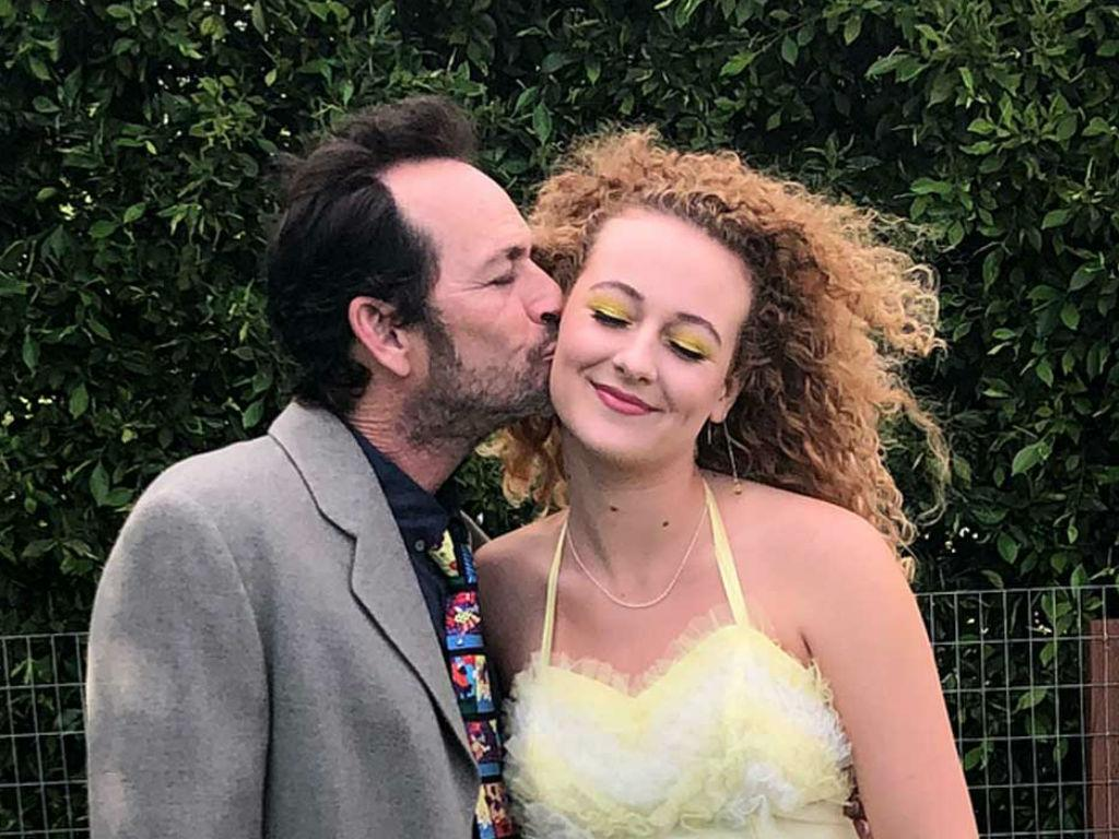 Luke Perry's Daughter Sophie Has Malawi School Named In Honor Of The Late Actor