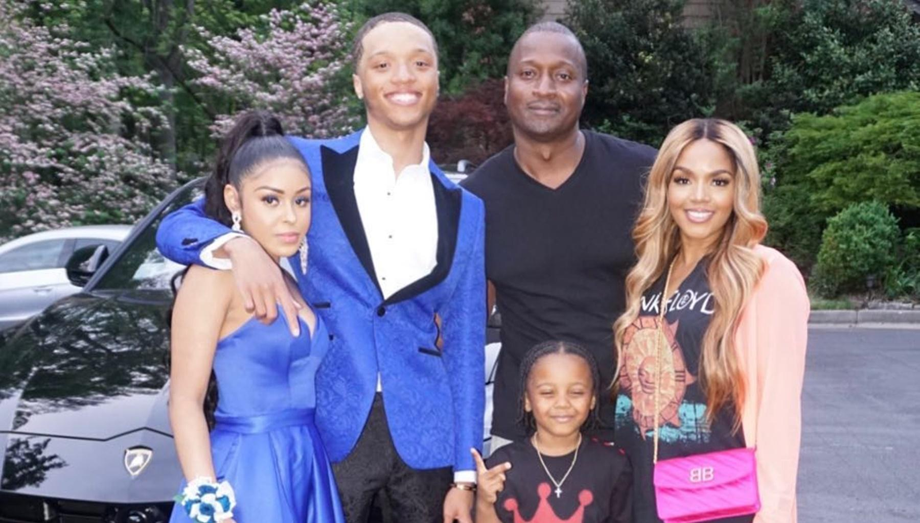 Rasheeda Frost Gets Blasted After Son Ky's Over-The-Top Prom Video With Helicopter Goes Viral -- Reginae Carter And Kandi Burruss Have Her Back