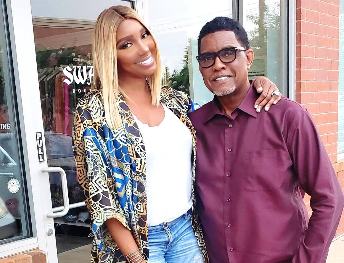 NeNe Leakes And Gregg Are Interrogated During The Taping Of RHOA Reunion Show