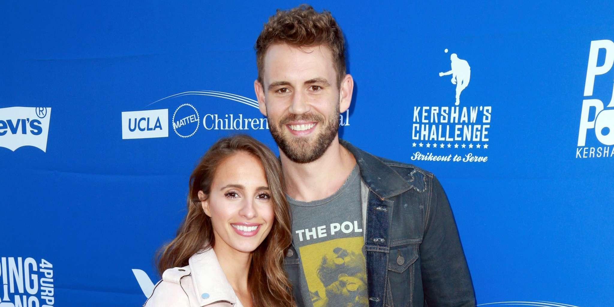 Nick Viall Shares His Thoughts On Ex Vanessa Grimaldi Moving On With Someone Else