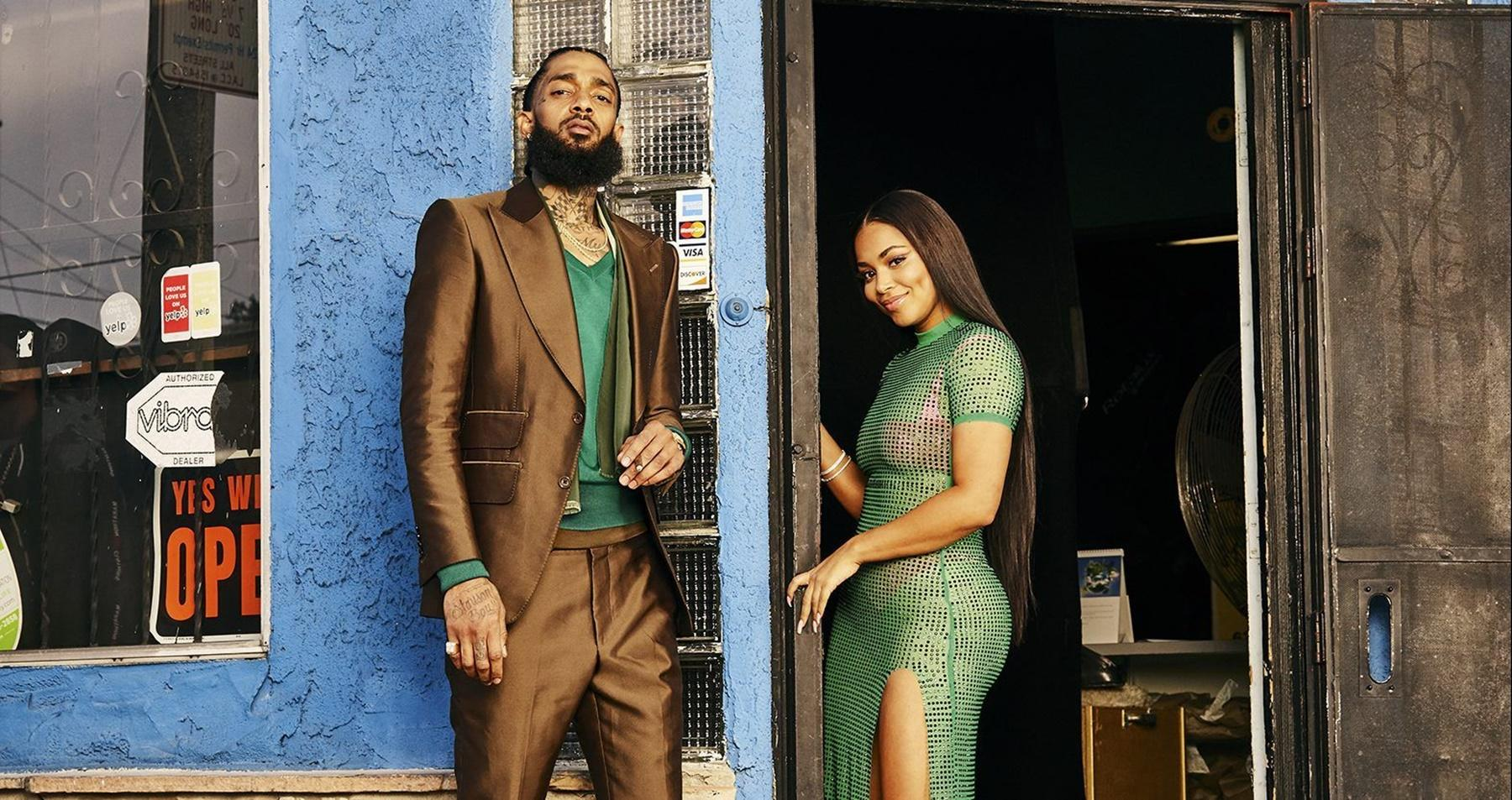 Lauren London Does First Interview After Nipsey Hussle's Death, Calls Him A King, And Talks About Her Future Plans