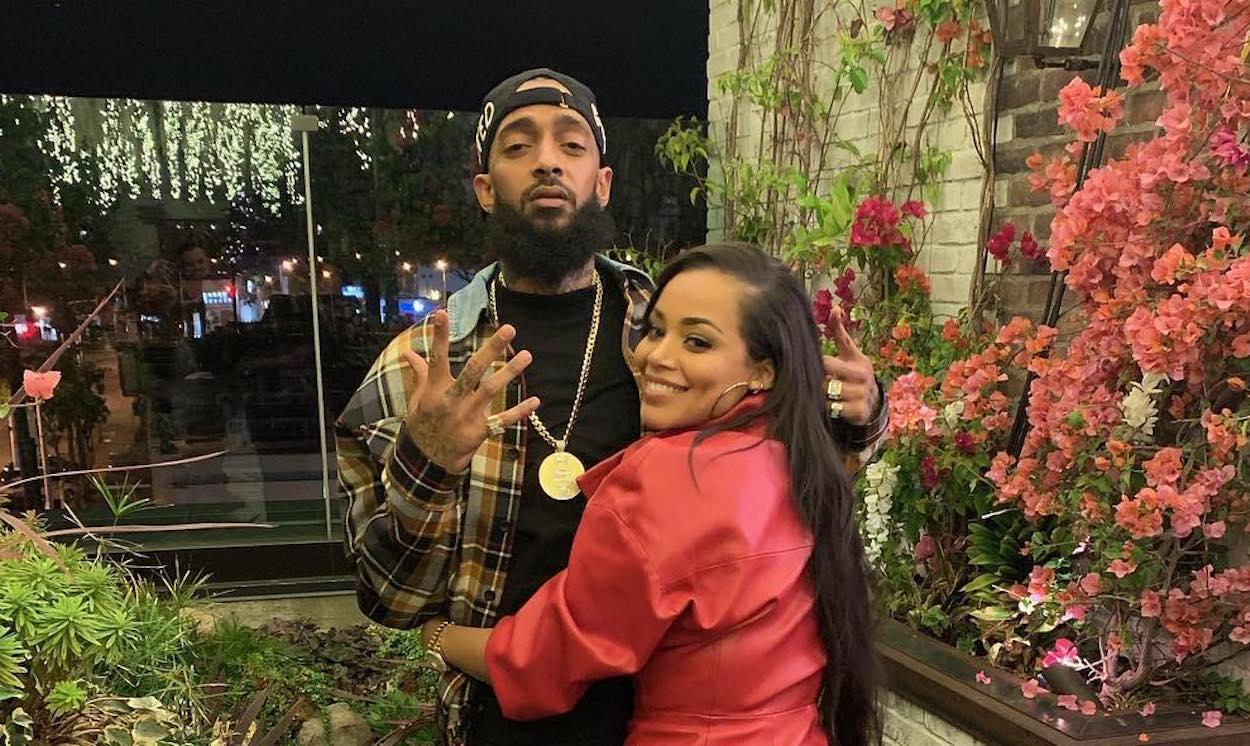 Lauren London Is Promoting New BET Series 'Games People Play' - Fans Offer Her Their Whole Support