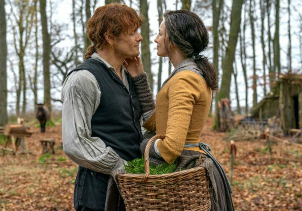 Outlander Season 5: Sam Heughan Teases Fans With Some Behind-The-Scenes-Photos