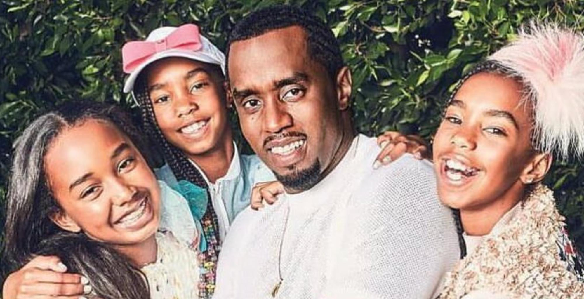 Diddy Is Teaching His Daughter, Chance Some Dance Moves - Fans Are Impressed By This Father-Daughter Moment, Following Diddy's Recent Breakdown