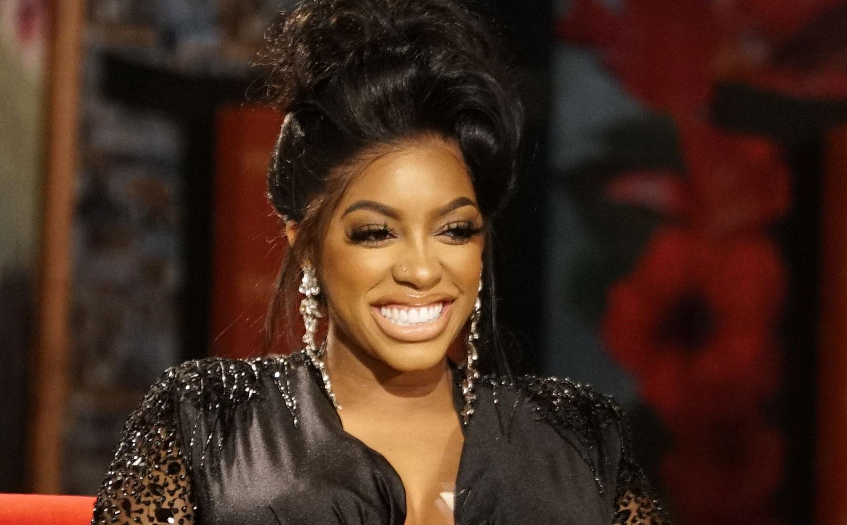 Porsha Williams Flaunts Hourglass Figure In An Outfit From Her Own Clothing Line - She Sparks A Debate About Her Snapback