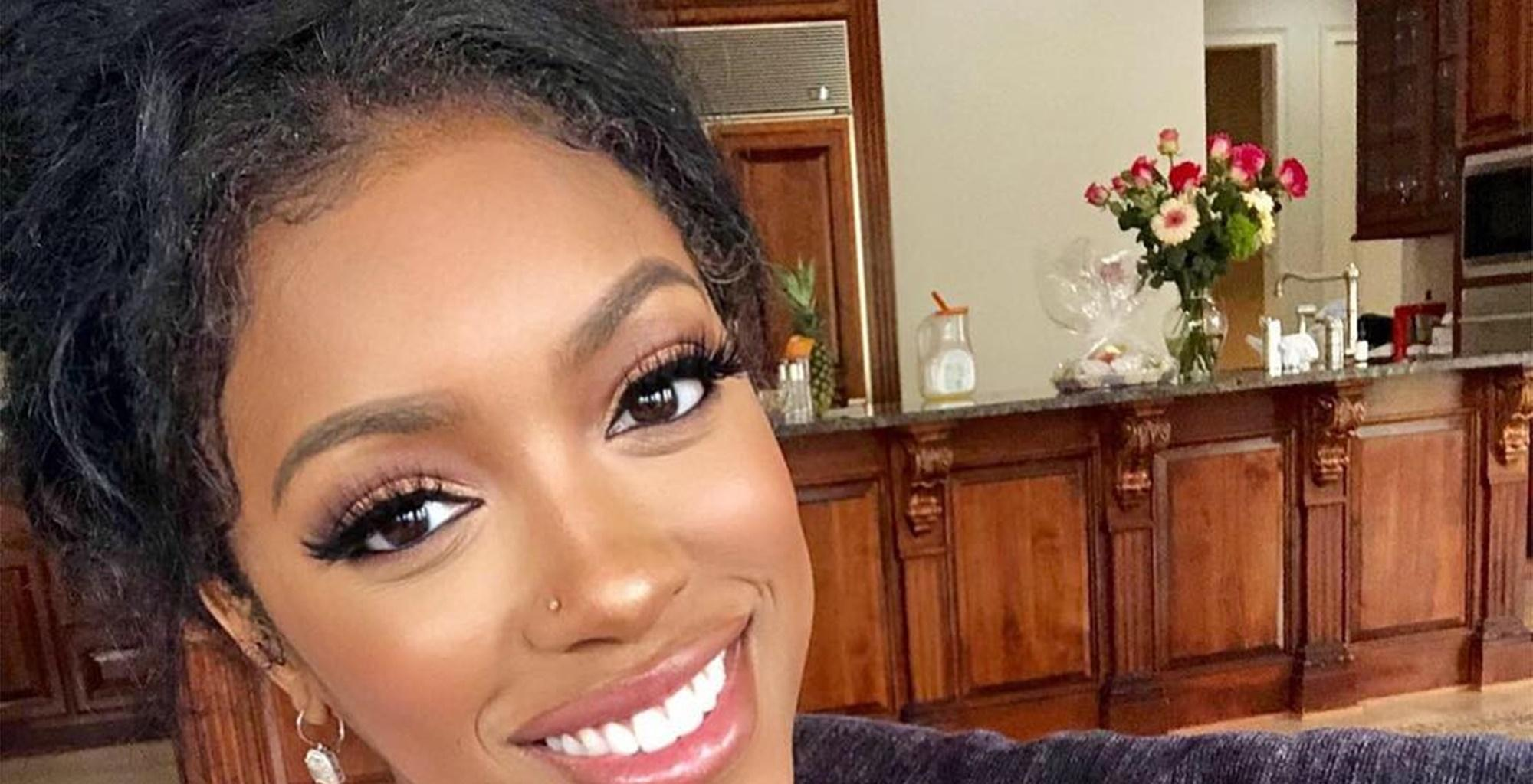 Porsha Williams Melts Fans' Hearts With Some Custom-Made Clothes For Baby Pilar Jhena - Watch Her Video - People Are Asking For The Baby's Face Reveal