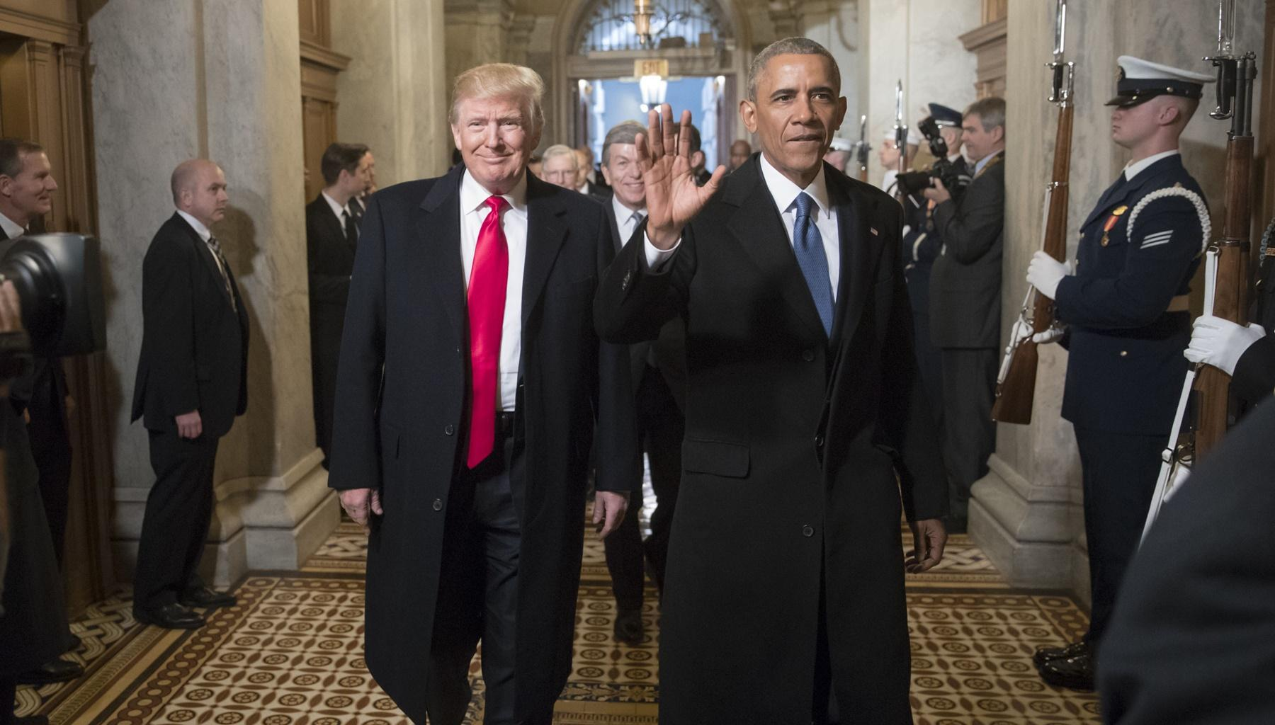 Presidents Barack Obama And Donald Trump Have Shockingly Different Reactions To Notre Dame Cathedral Fire In Paris