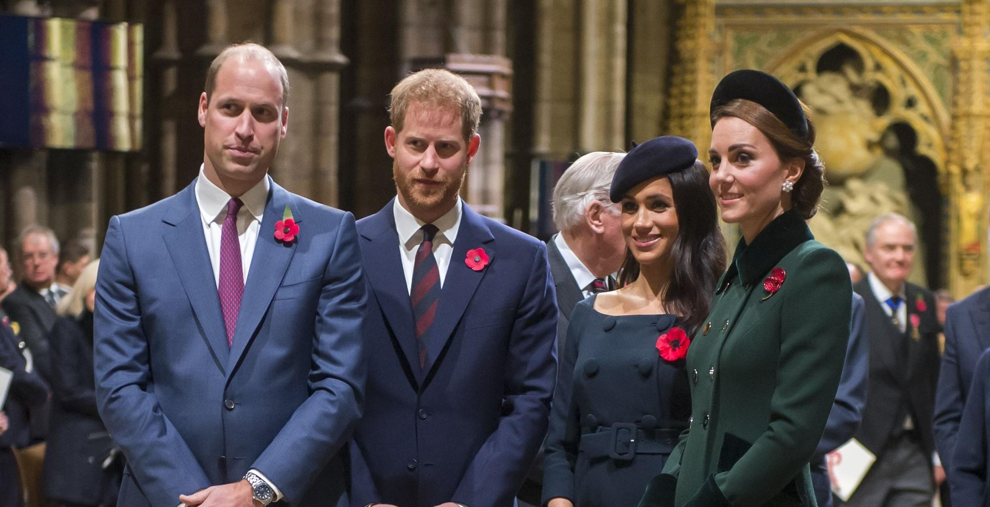 Amid Cheating Rumors Involving Kate Middleton's Friend, Rose Hanbury, Prince William Still Has Not Totally Made Peace With Prince Harry Over Meghan Markle