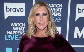 RHOC Vicki Gunvalson Rushed To The ER After Suing Cancer Scammer Brooks Ayers For Over $250K