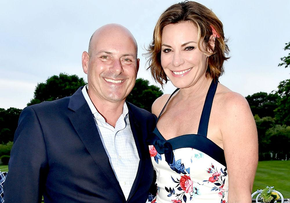 RHONY LuAnn De Lesseps Cheated On Him First Claims Tom D-Agostino