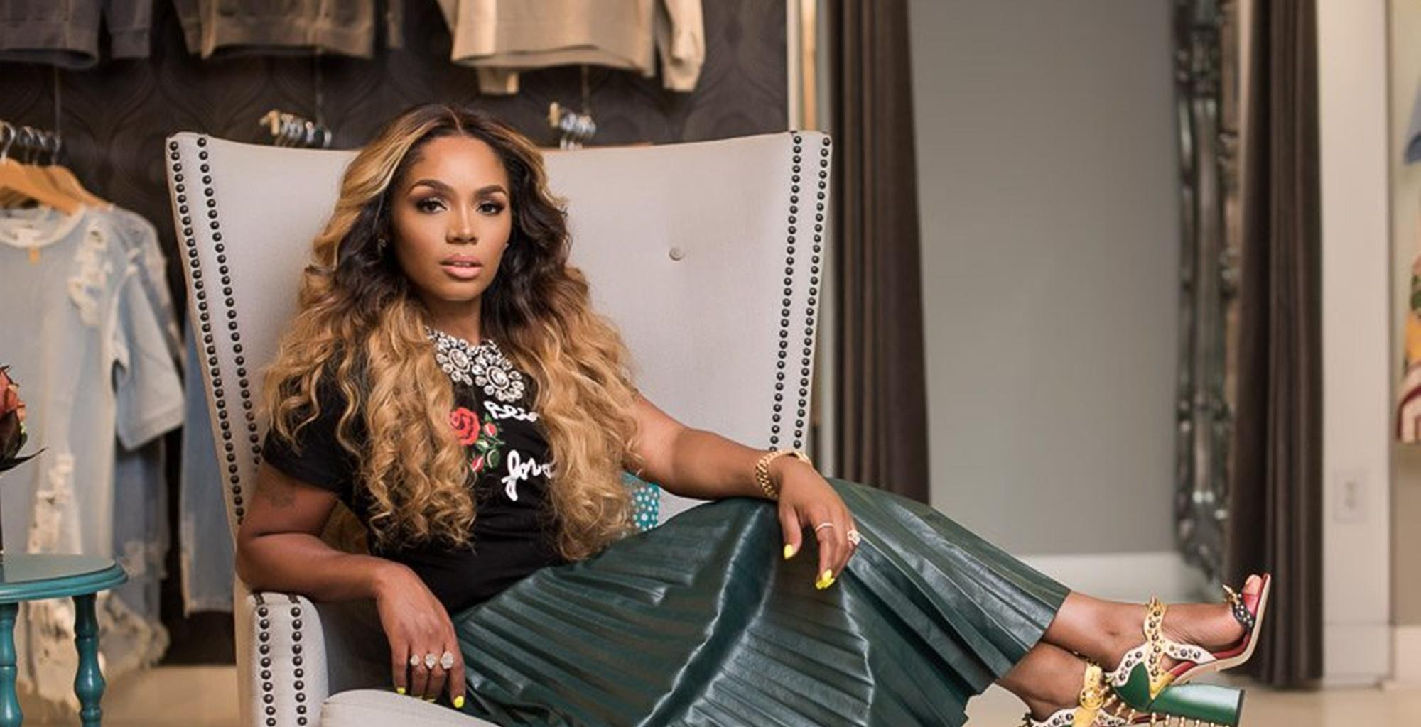 Rasheeda Frost Offers Her Gratitude To Everyone Who Supports Her Business - Check Out Her Video At Pressed