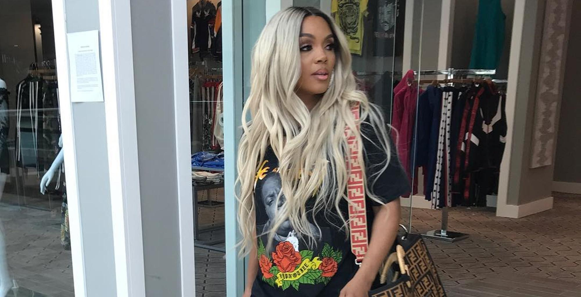 Rasheeda Frost Gushes Over Kirk's Daughter, Kelsie Frost And Fans Are Worried Due To The Way She Looks