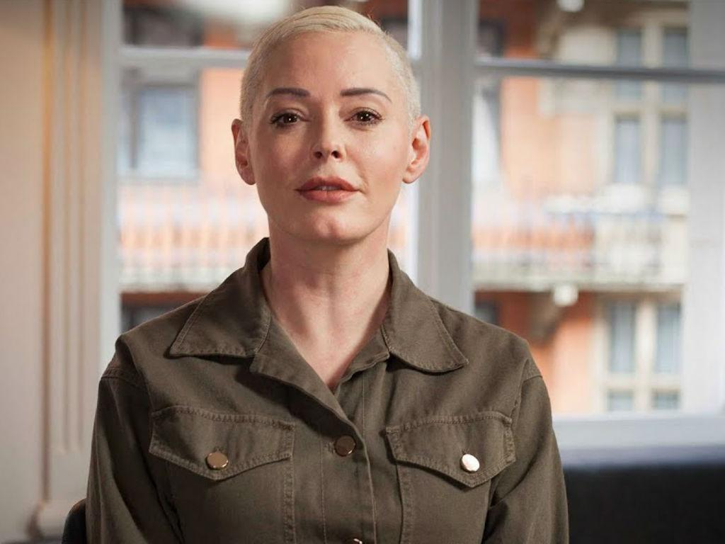 Rose McGowan Says Iconic Barely There VMA Dress Was Response To Sexual Assault