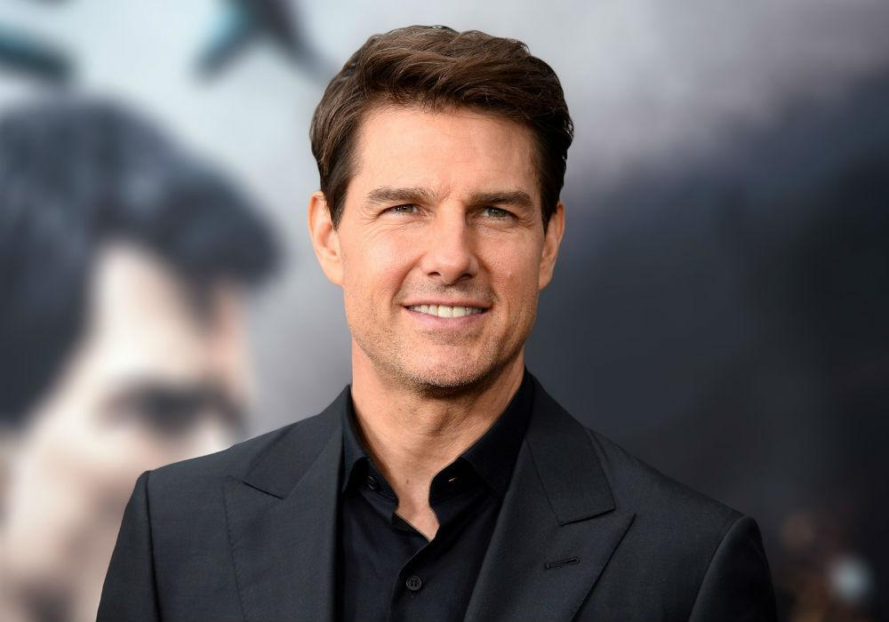 Scientologists Are Forced To Watch 'Diety' Tom Cruise's Films Over And Over