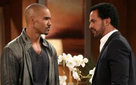 """Shemar Moore Opens Up About Losing Kristoff St. John And Returning To 'Y&R' To Honor His """"Brother"""""""