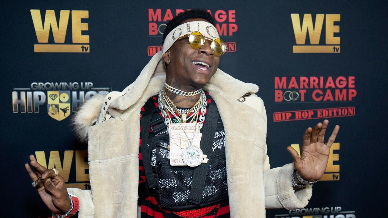 Soulja Boy's Home Was Burglarized While He's Jailed - $500k Of Jewlery And $100k Cash, Reportedly Stolen