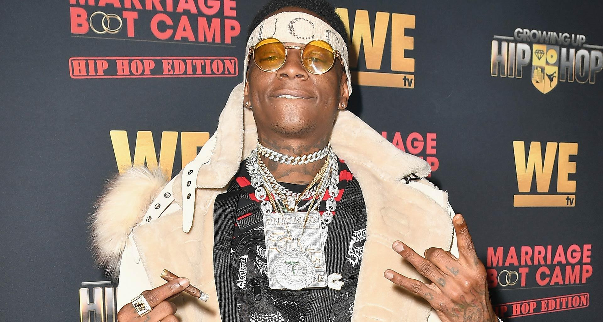 Soulja Boy Reportedly Believes That The Burglary At His House Was 'An Inside Job'