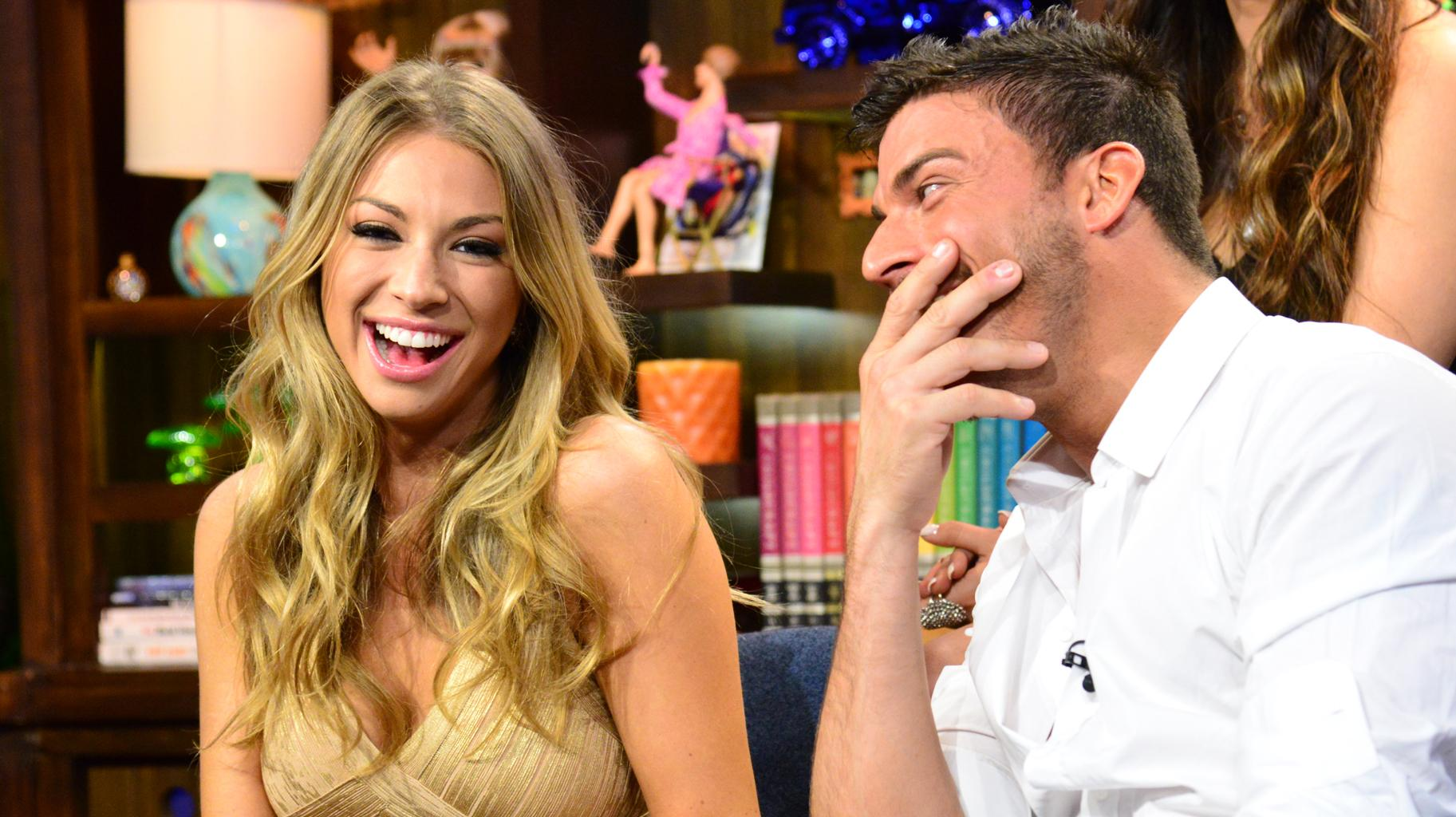 Stassi Schroeder Scientology Bombshell -- 'Vanderpump Rules' Star Recalls Meeting Tom Cruise's Mentor And Being Lured Into 'Cult' With Jax Taylor
