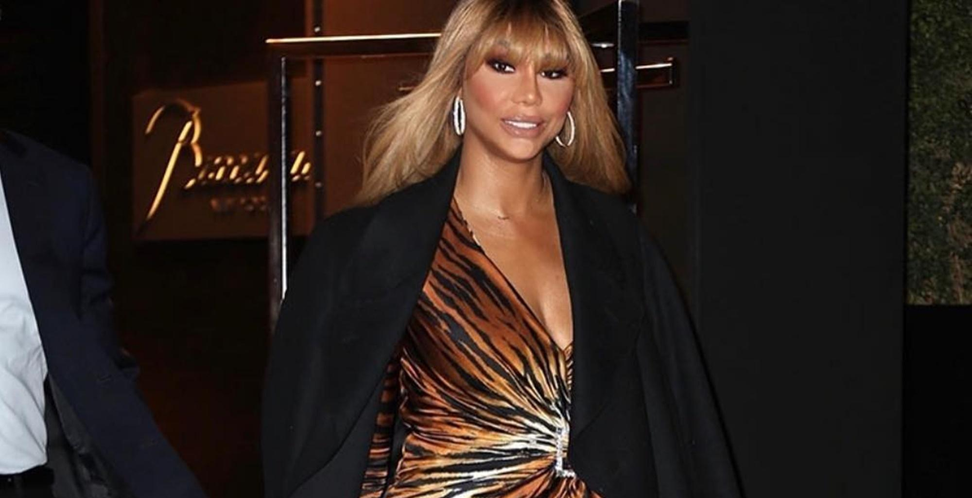 After Posting This Flirty Video, Tamar Braxton Got Blasted For Going Too Far With Plastic Surgeries