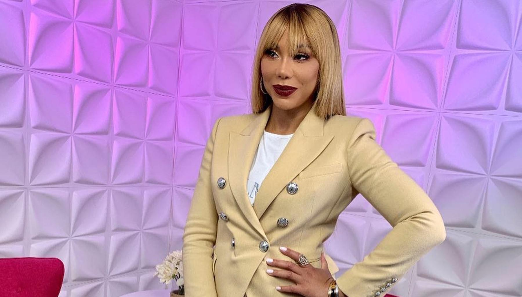 Tamar Braxton Pens Heartfelt Apology To One Of Her Sisters After Slamming Producers For Making Her Look Crazy On 'Braxton Family Values'