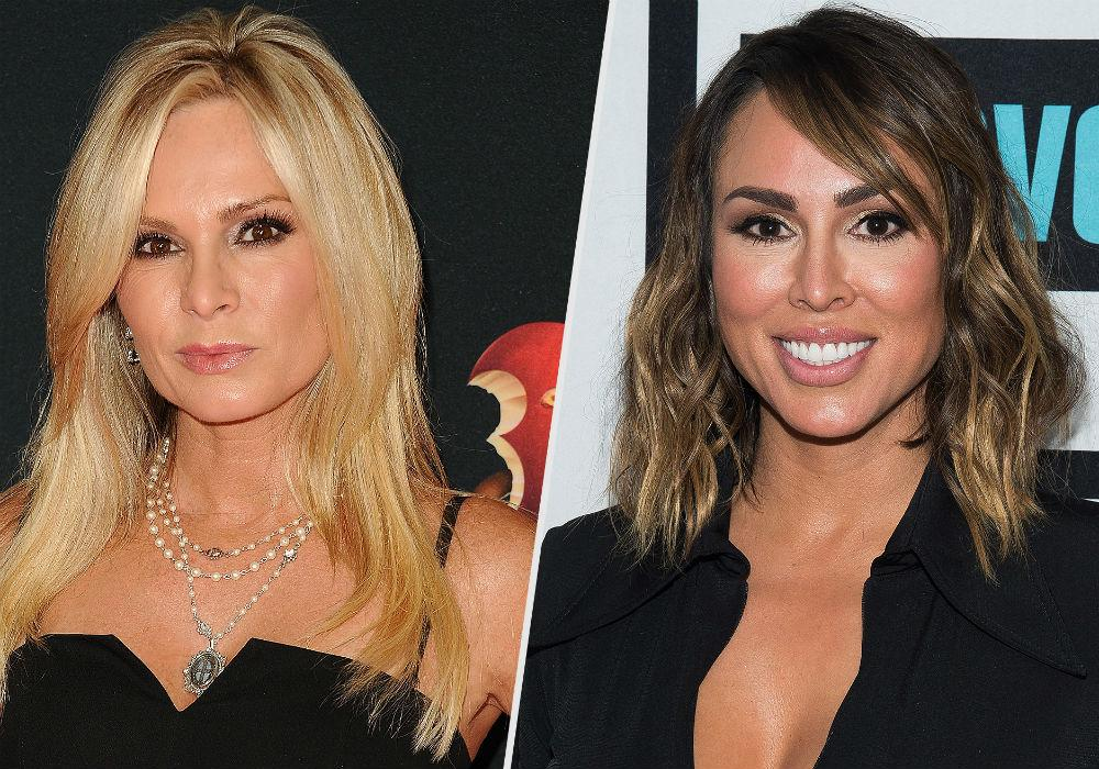 Tamra Judge And Kelly Dodd At War! RHOC Stars Refuse To Film With Each Other Following Twitter War