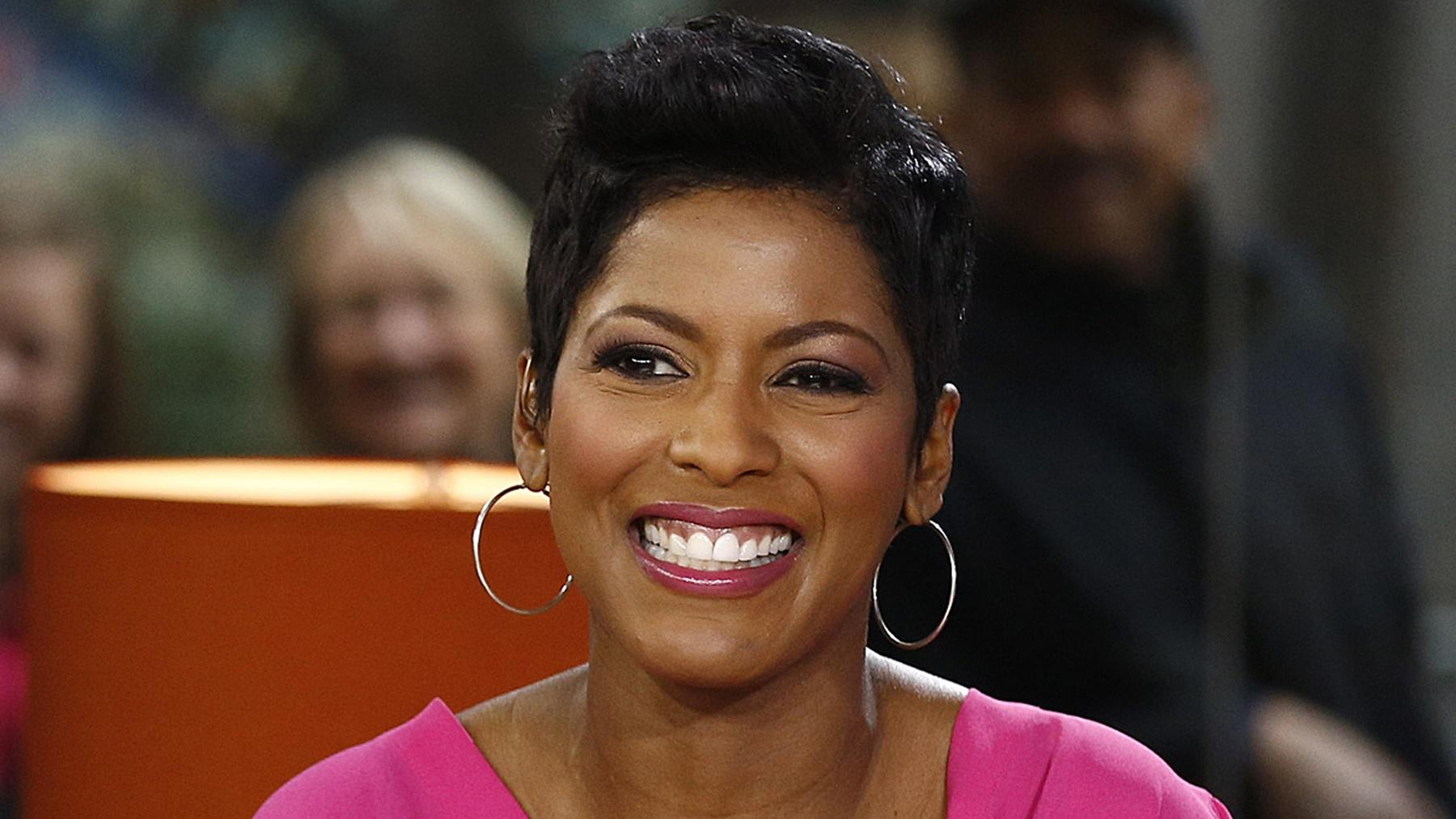 Tamron Hall Looks Gorgeous Wearing Sheer White Dress In Exquisite Picture At 9 Months Pregnant