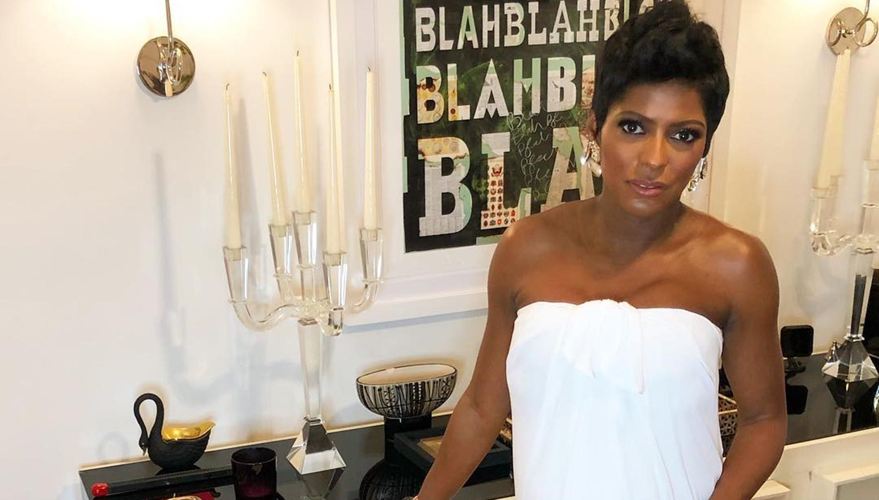 Tamron Hall Posts Sweet Picture And Says Her Water Will Break Soon -- Fans Pray For Safe Delivery Of Her Baby With Steven Greener