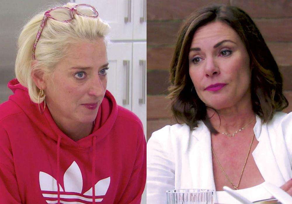 The Countess Is Back! LuAnn De Lesseps Trashes Dorinda Medley's Blue Stone Manor