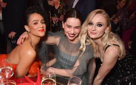 The Game Of Thrones Cast Drop Hints And Teasers At The Fashionable Season 8 Premiere