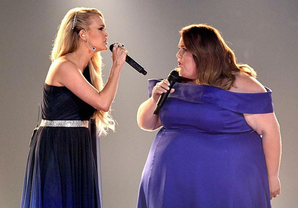 This Is Us Star Chrissy Metz Ready To Record An Album After Wowing Fans At The ACMs With Carrie Underwood