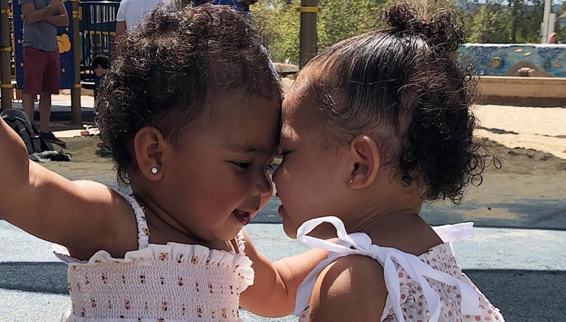 Khloe Kardashian Responds To Kylie Jenner's Emotional Message About Baby True -- Her Response Moved 'KUWTK' Fans