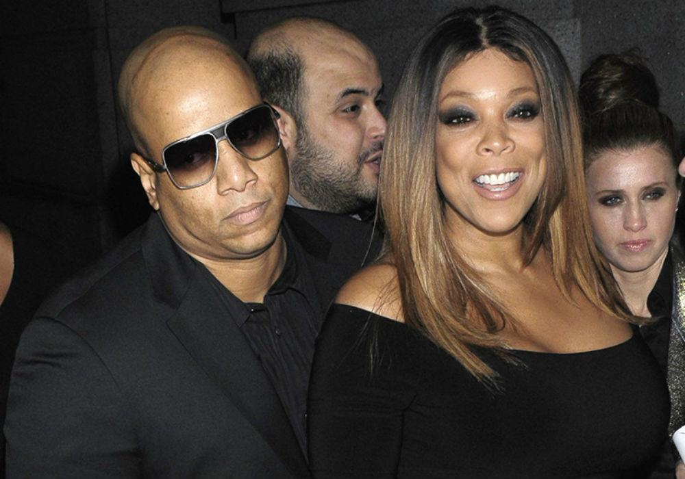 Wendy Williams' Estranged Husband Kevin Hunter Acting 'Paranoid,' Calls Cops 3 Times In 3 Days