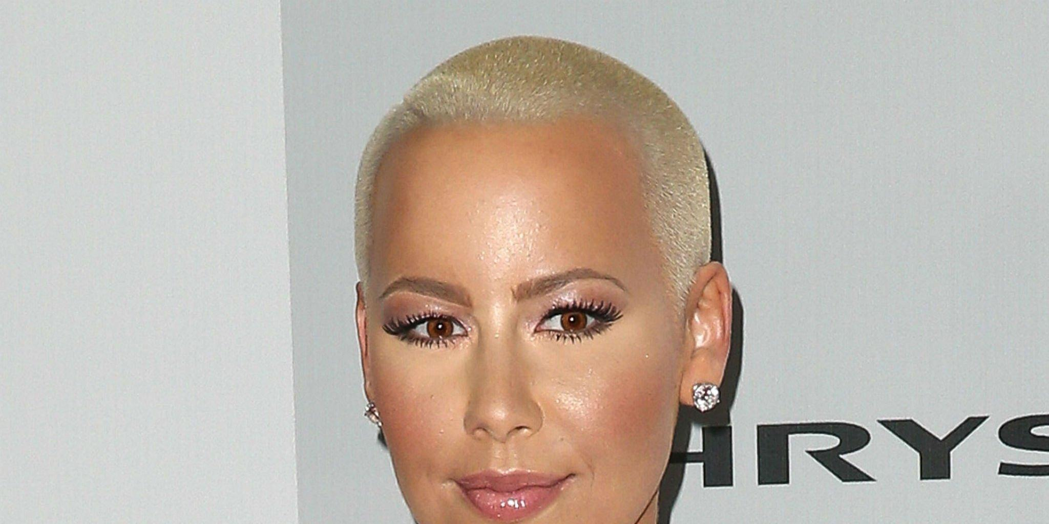 Amber Rose Expecting Her Second Baby - Check Out Her Sweet Pregnancy Announcement!