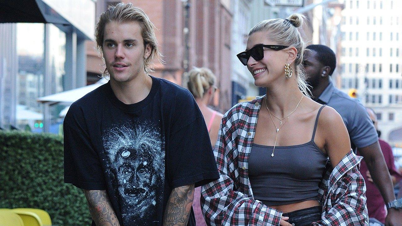 Justin Bieber Posts Hilarious But Also Creepy Pic Of Him And Wife Hailey Baldwin Morphed Into One!