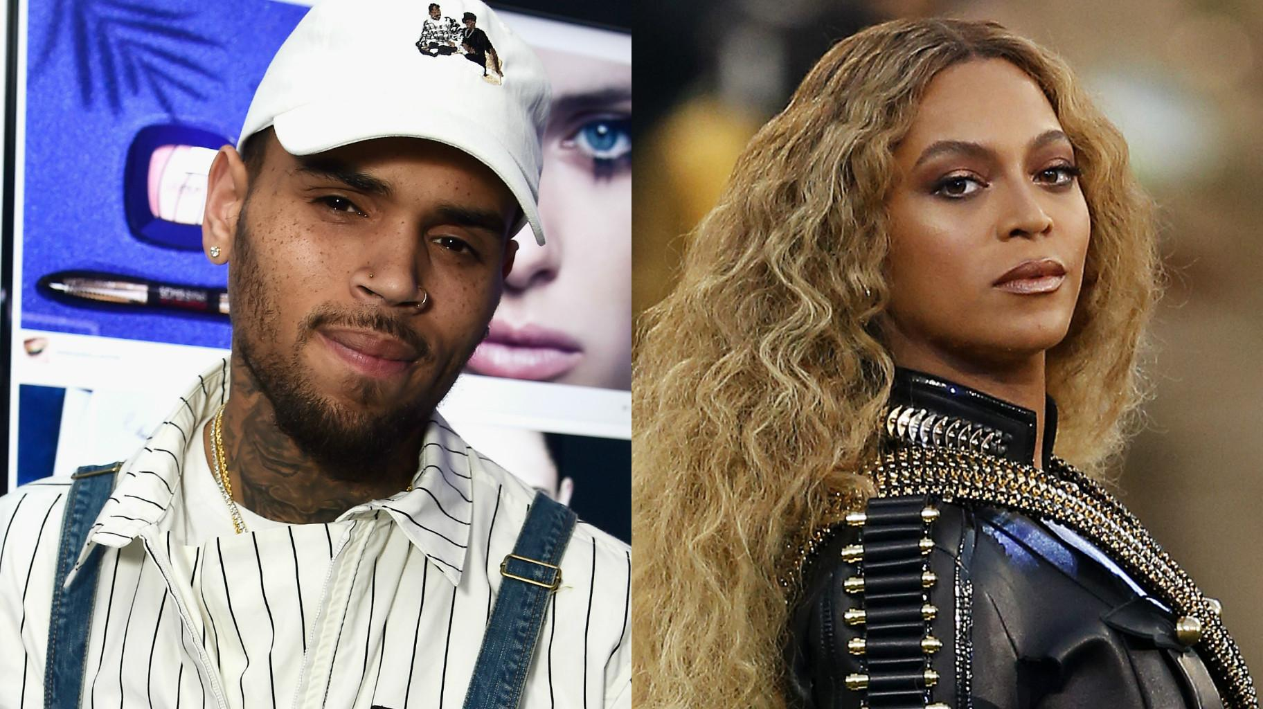 Beyonce And Chris Brown Fans Argue Over Who's A Better Performer!