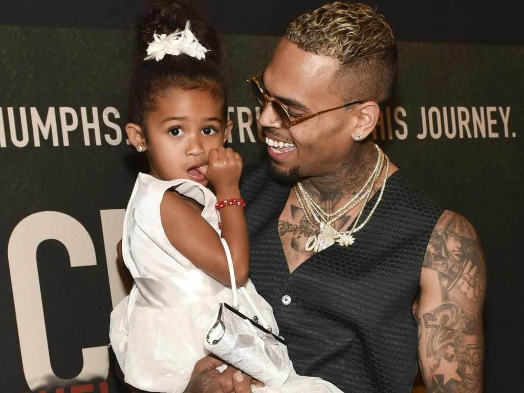 Chris Brown's Daughter Royalty's Latest Video Is A Breath Of Fresh Air - Check It Out Here
