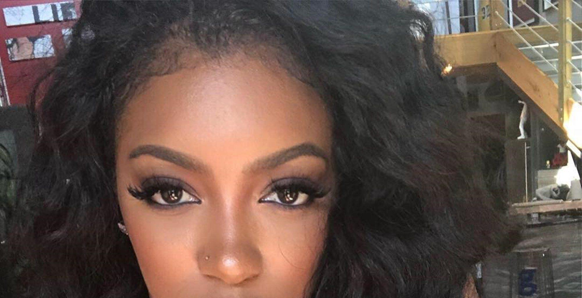 Porsha Williams Reveals Fans The Sweetest Photo She's Ever Seen - It's With Her Fiance And Daughter