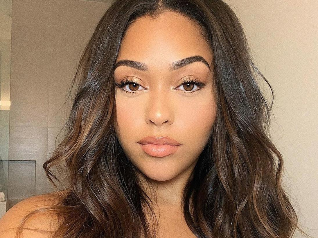 Jordyn Woods Puts Her Best Assets On Display Amidst The Cheating Backlash Drama - Seeing Her Jaw-Dropping Figure, Some Fans Say 'Photoshop Is One Hell Of A Drug'