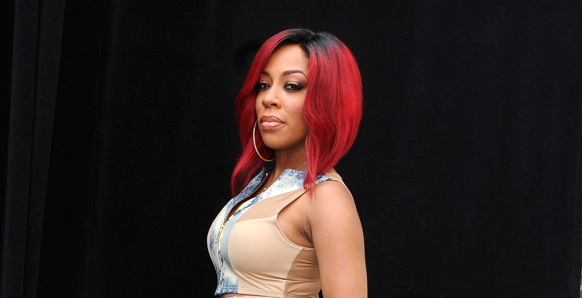 K. Michelle Shocks Everyone By Interrupting An Event In Nashville To Tell The Audience She's The Next Taylor Swift - Here's The Video