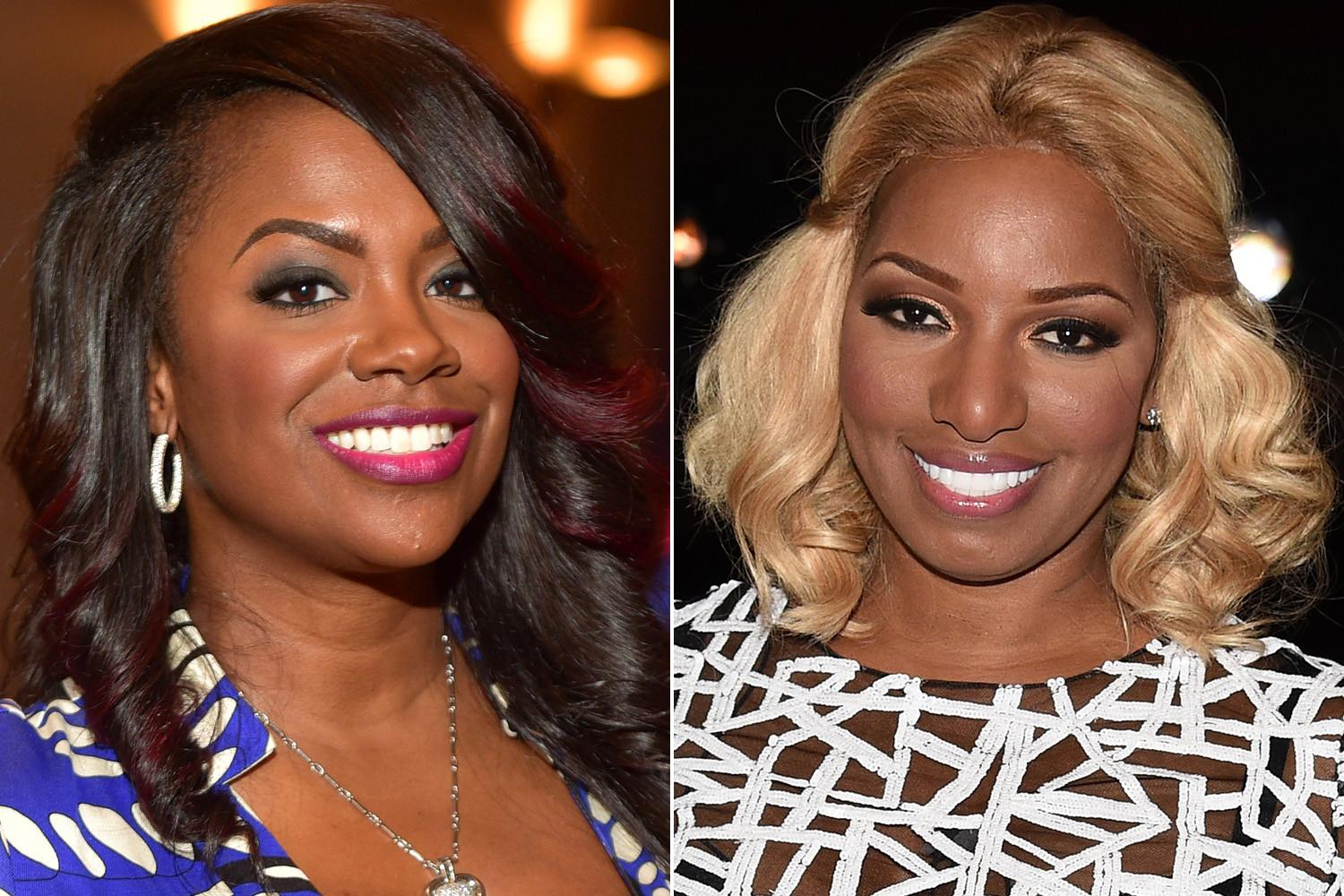 Kandi Burruss And NeNe Leakes Support Each Other's Businesses Despite The Recent Drama - See The Video And Kandi's Message