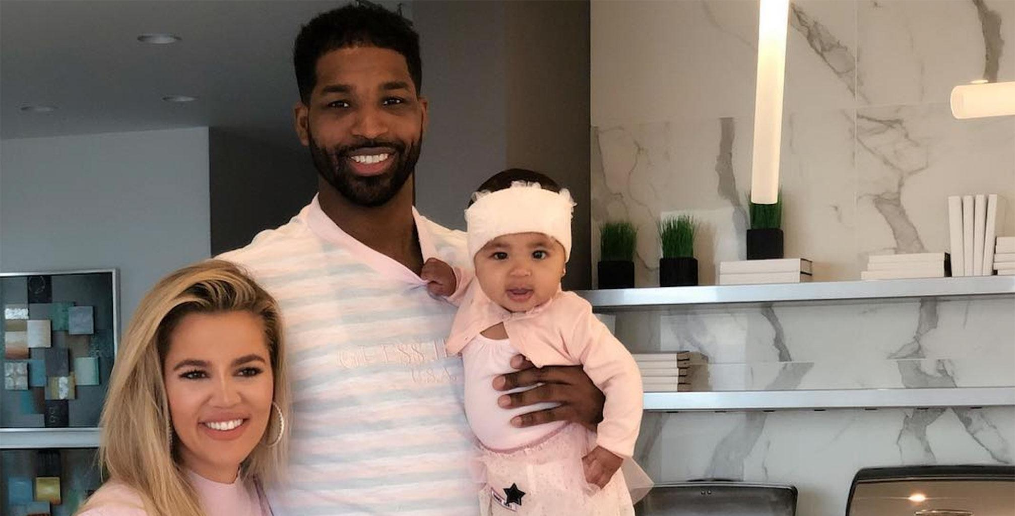 KUWK: Khloe Kardashian And Tristan Thompson Are Willing To 'Coexist' For True's Sake But Will Never Reunite!