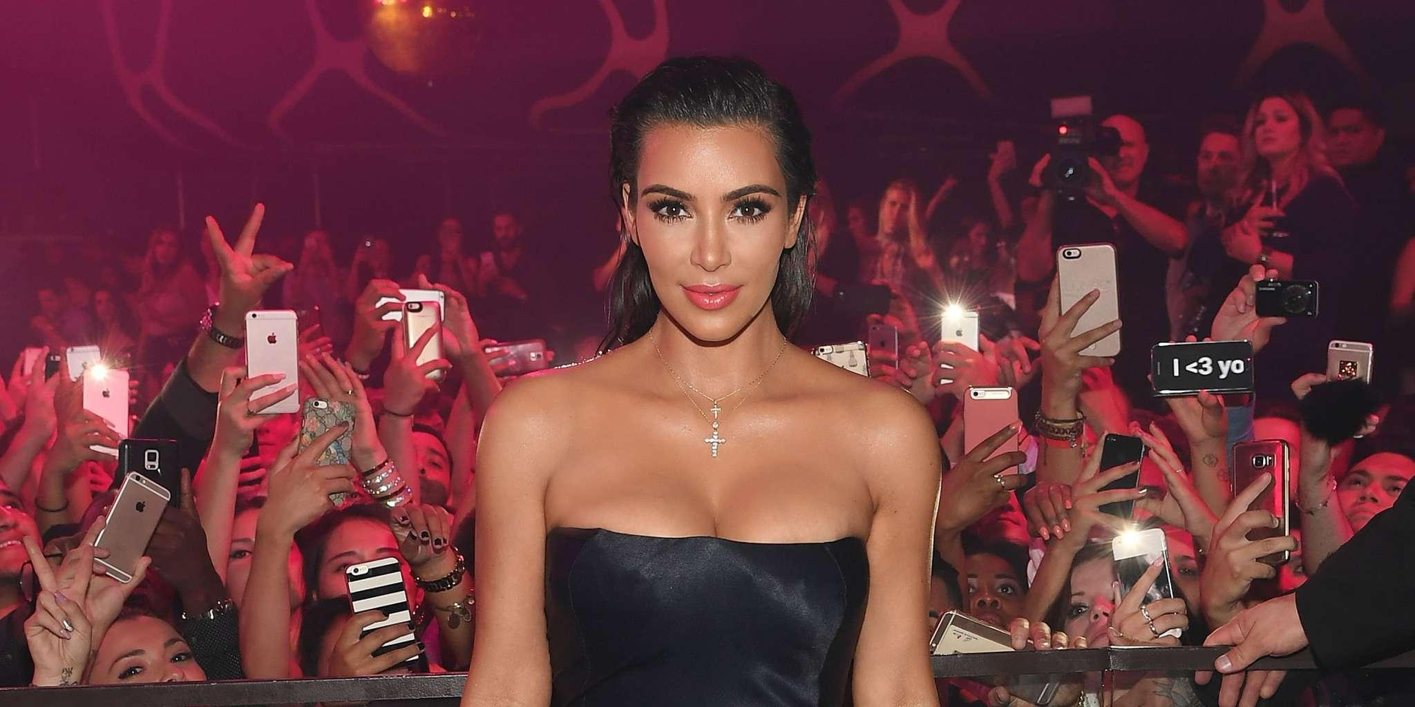 Kim Kardashian Gets An Offer For A Future Job At A Law Firm